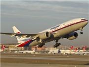 Máy bay Malaysia chở 239 người bị mất tín hiệu khi 'đang ở không phận Việt Nam'