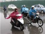 Mưa ẩm tiếp diễn ở Đông Bắc Bộ, trời vẫn rét