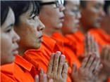 Thế giới cầu nguyện cho chuyến bay MH 370 của Boeing 777-200