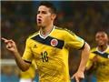 James Rodriguez phát lộ tài năng như thế nào?
