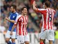 Vừa tới Stoke, Krkic đã chào hàng bằng bàn thắng tuyệt vời vào lưới Schalke