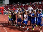 Becamex Bình Dương vô địch V-League 2014