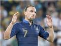 Ribery từ giã đội tuyển Pháp: Chiếc cầu nối đầy sẹo