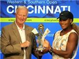Serena tiếp tục giành US Open Series