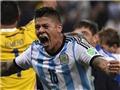 Man United đạt được thỏa thuận chiêu mộ Marcos Rojo