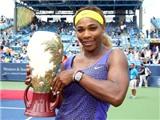 Serena Williams giải hạn tại Cincinnati