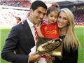 Câu chuyện sân cỏ: Phụ nữ đã thay đổi cuộc đời Suarez như thế nào?