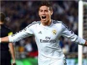 James Rodriguez đã ghi bàn ra mắt, Real Madrid vẫn bị Atletico cầm hòa 1-1