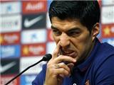 Luis Suarez hứa không cắn người ở Barca