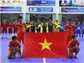 Giải futsal nữ TP.HCM 2014: Tìm nhân tài cho đội tuyển nữ