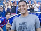 Keylor Navas: 'Ai bắt chính ư? Hỏi ông Ancelotti!'