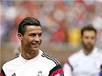 Tin vui cho Real: Ronaldo sẵn sàng cho trận tử chiến với Atletico