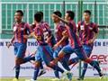 Giải bóng đá U15 QG 2014: ĐKVĐ PVF có nguy cơ bị loại