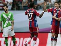 Bayern Munich - Wolfsburg: Không có chỗ cho nổi loạn