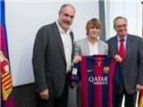 Barca đối phó với án cấm chuyển nhượng:  Dù có 'Messi mới', thì vẫn là đánh bạc