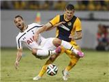 Lượt đi vòng play-off Europa League: Tottenham vượt khó, Inter đặt một chân vào vòng bảng