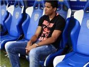 Húc vỡ mũi Thiago Motta, Brandao bị cấm thi đấu