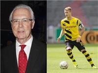 Beckenbauer muốn Bayern Munich chiêu mộ Marco Reus