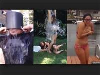 VIDEO: Những pha dội nước đá hài hước nhất thế giới