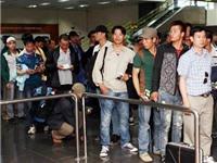 Gần 1.400 lao động Việt Nam tại Libya đã về nước an toàn