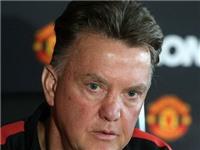 Louis van Gaal khẳng định vẫn tin dùng cầu thủ trẻ ở Man United
