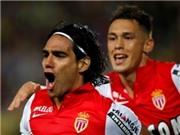 Falcao 'nổ súng', chấm dứt khởi đầu thảm hại của Monaco