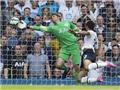 Nacer Chadli ghi bàn cho Tottenham sau 'ma trận' của 48 đường chuyền