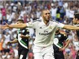 Real Madrid 2-0 Cordoba: Benzema và Ronaldo khai hỏa, Real khởi đầu suôn sẻ