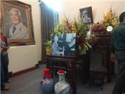 Sinh nhật thứ 104 Đại tướng Võ Nguyên Giáp tại nhà 30 Hoàng Diệu