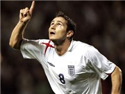 CHÙM ẢNH Lampard với tuyển Anh: 15 năm, 106 trận, 29 bàn, 0 danh hiệu, và vô vàn tình yêu