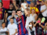 Lionel Messi lập cú đúp thứ 75 cho Barca: Cần phải cảm ơn Messi!