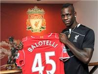 Hàng công Liverpool: Balotelli có trưởng thành hơn?