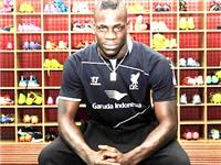 Balotelli: Canh bạc có tính toán của Liverpool