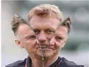Ảnh chế thất bại Man United: 'Bộ mặt thật' của Louis van Gaal, Di Maria đắng lòng ngày ra mắt