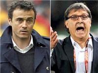 Barcelona: 10 khác biệt giữa Luis Enrique và Tata Martino