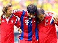Hàng thủ Bayern Munich: Nỗi lo của Javi Martinez và Badstuber