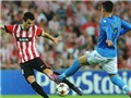 Ngược dòng hạ Napoli, Athletic Bilbao vào vòng bảng Champions League