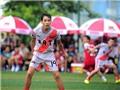 'Được trở lại với niềm vui bóng đá thuần chất'
