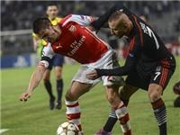 5 điều rút ra từ chiến thắng của Arsenal trước Besiktas