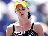 Radwanska tiếp tục vô duyên với US Open