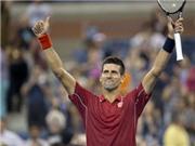 US Open: 'Hạ sát' đối thủ bằng 13 cú ace, Djokovic, Tsonga vào vòng 3