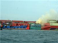 Hải Phòng: Chìm tàu hàng 3.000 tấn, 6 thuyền viên mất tích