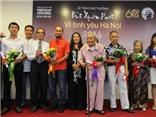 Trao giải thưởng Bùi Xuân Phái – Vì tình yêu Hà Nội 2014
