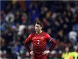 Ronaldo không có tên trong danh sách triệu tập của Bồ Đào Nha