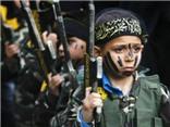 IS huấn luyện chiến binh nhí như thế nào?