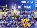 Kết thúc giải futsal nữ TP.HCM 2014:  Quận 8 bảo vệ thành công chức vô địch
