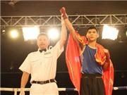 Giải boxing và võ cổ truyền VĐQG 2014: Nguyễn Duy Lập thắng knock-out