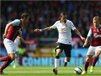 """Chấm điểm Burnley 0–0 Man United: Di Maria chơi hay nhất bên phía """"Quỷ đỏ"""". Rooney và van Persie gây thất vọng"""
