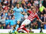 QUAY CHẬM: Man City bị trọng tài tước 2 quả phạt đền ở trận thua trước Stoke?