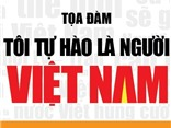 Ra mắt dự án Tôi tự hào là người Việt Nam